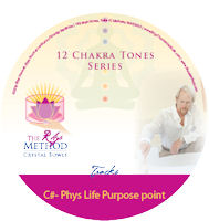 Extended Crystal Bowl Tones - Physical Life Purpose