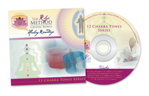 Rhys Method 12 Chakra Tones Audio