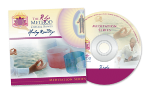 Rhys Method Crystal Bowl Meditation Audios